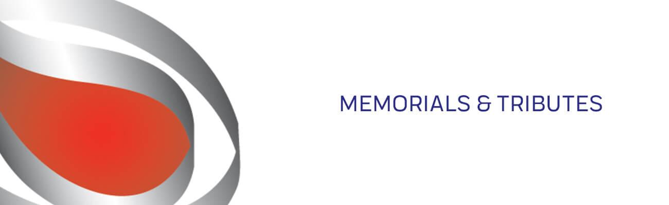 Memorials & Tributes
