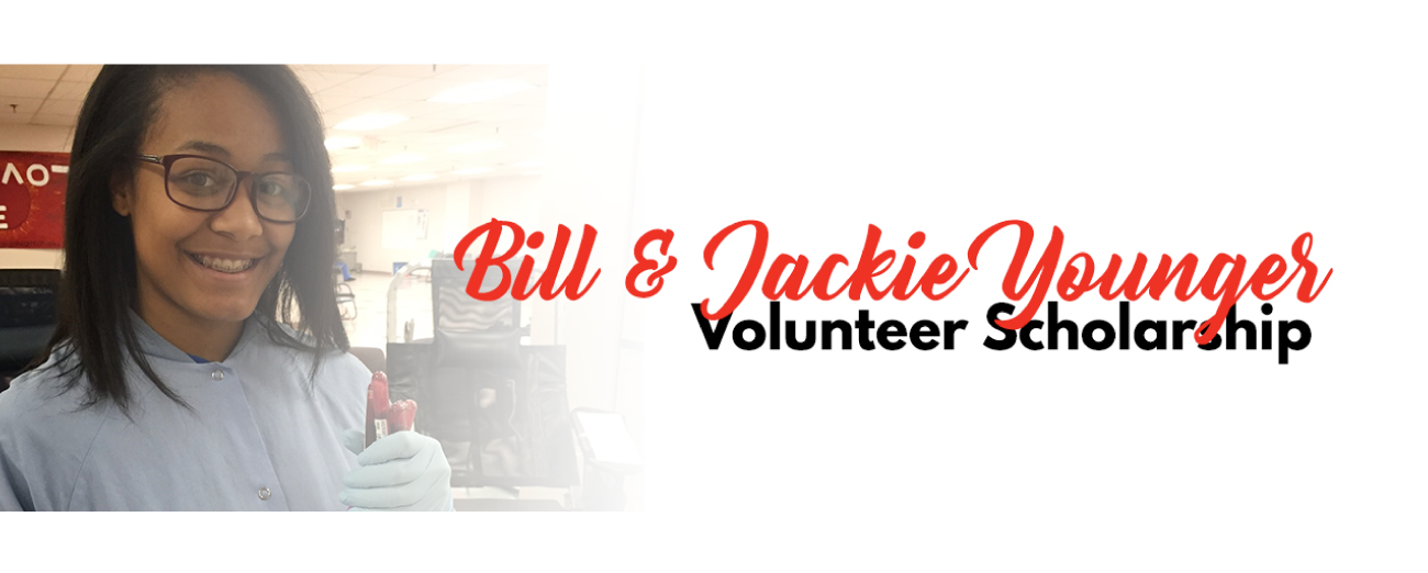 The Bill & Jacqueline Younger Volunteer Scholarship