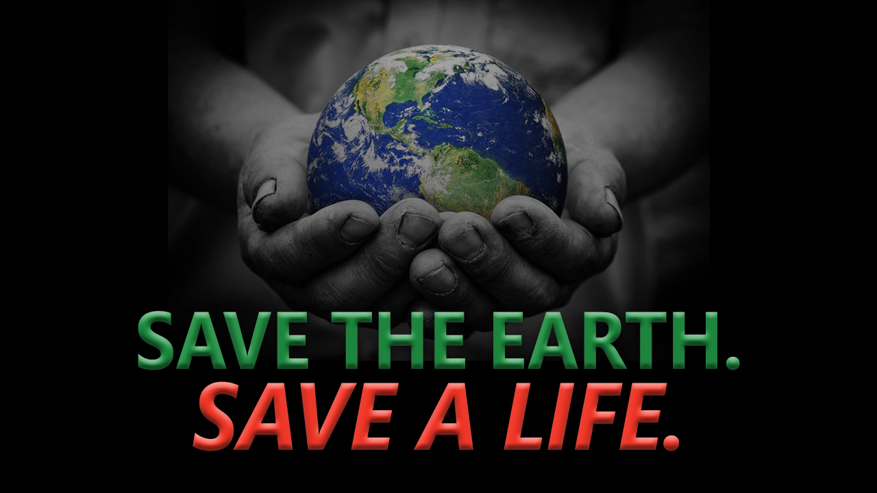 Celebrate Earth Day 2019 With Us