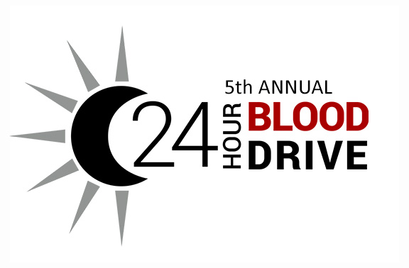 5th Annual 24-Hour Blood Drive