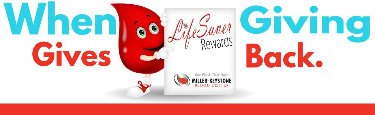 LifeSaver Rewards Program