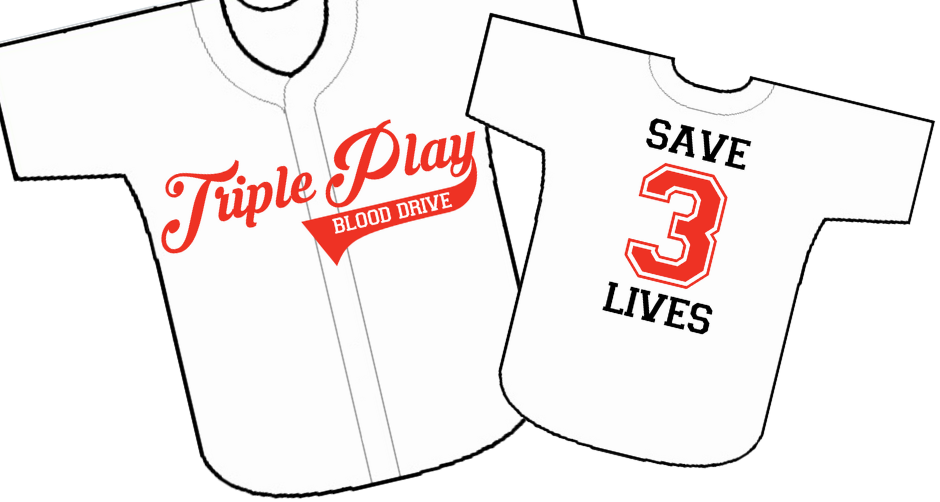 IronPigs Triple Play Blood Drive