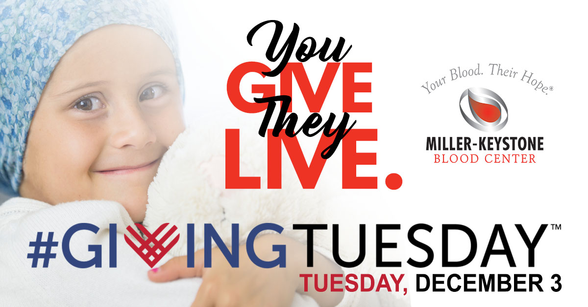 #GivingTuesday is Tuesday, Dec. 3!
