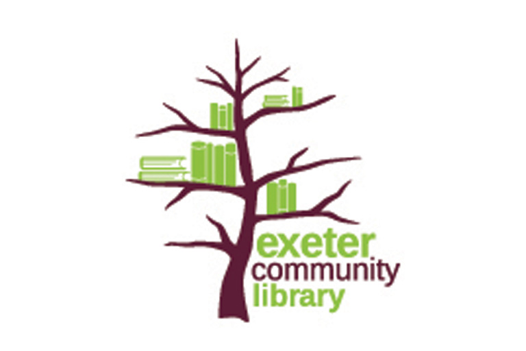 Exeter Community Library Blood Drive at MKBC!