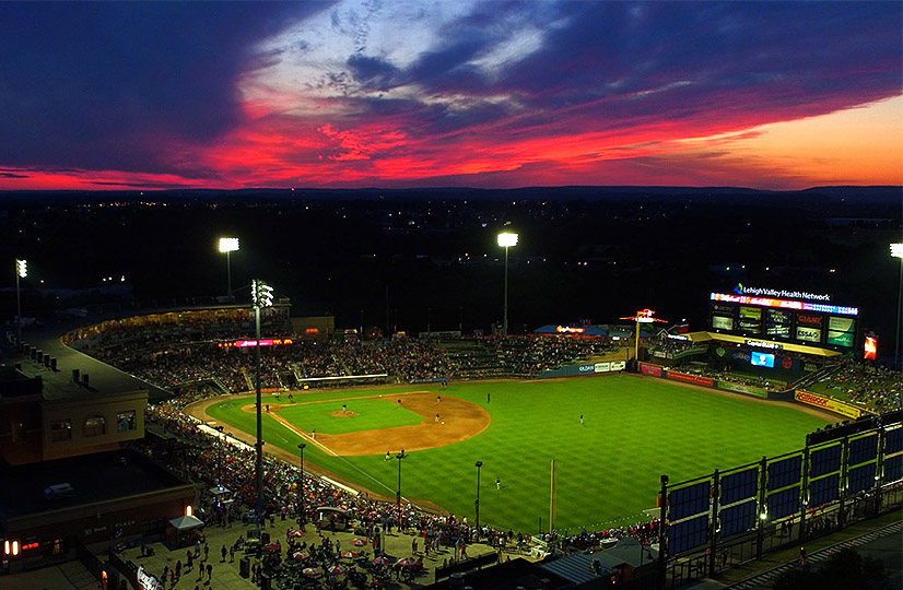 Lehigh Valley IronPigs Blood Drive