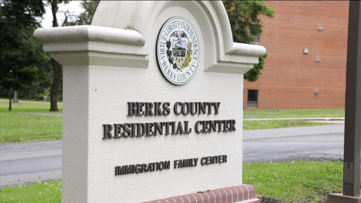 Berks County Residential Center Blood Drive