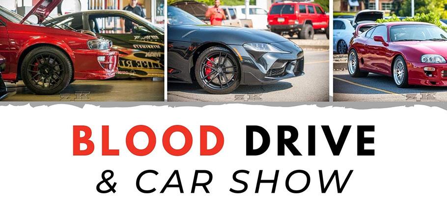 NEPA Car Nights Blood Drive & Car Show