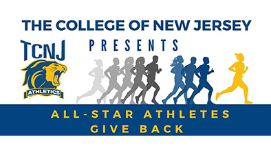 TCNJ's All-Star Athletes Give Back!