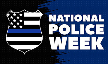 Donate Blood in Honor of National Police Week